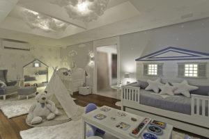 O Quarto Bebê, de autoria da arquiteta e designer de interiores Erica Bragion.