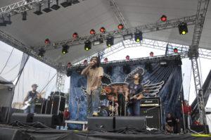 Banda Sillverado é uma das atrações do Tardes do Rock. Foto: Arquivo – Adriana Panzini – SCS|PMI.