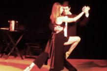 Os cantores e dançarinos Natacha Muriel e Lucas Magalhães, da Cia. Típica Tango, integrarão apresentação gratuita. Foto: Divulgação PMI.