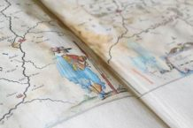 Coleção de Ema Klabin possui 6 volumes da versão francesa do atlas; uma edição estará exposta durante a palestra.